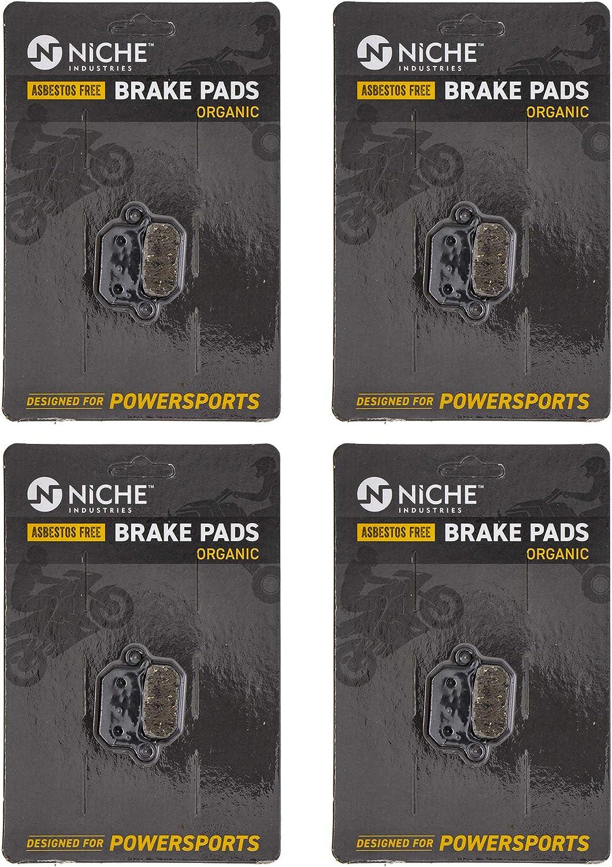 NICHE Brake Pad Set Max 72% OFF for safety Husqvarna 50 CR50 SM50 KTM 65 4511303000
