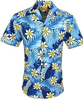 75823e24b Amazon.com: Hawaiian - Shirts / Men: Clothing, Shoes & Jewelry