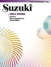 Suzuki Viola School, Vol A: Piano Acc. (Contains Volumes 1 & 2)