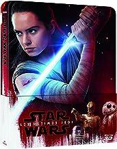 Star Wars: Los Últimos Jedi (3D Steelbook) [Blu-ray]