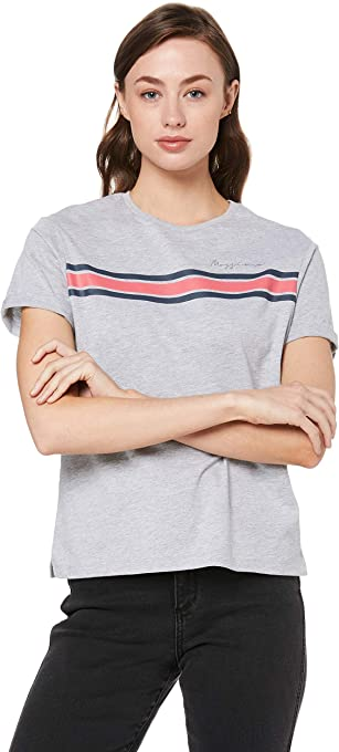 Mossimo Women's Rules Crew tee