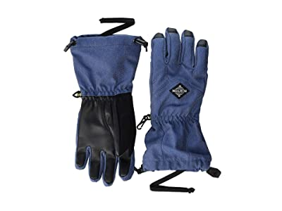 Burton Kids Profile Glove (Little Kid/Big Kid) (Light Denim) Extreme Cold Weather Gloves