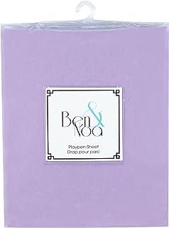 KiddyKloud Mini Fitted Sheet for Mini Crib Gray Minky Fabric Pack n Play Playard Sheet 38 x 24.5 x 5 Inches