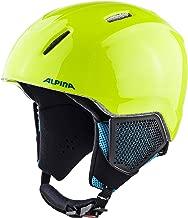 Alpina Unisexe Adulte Alpina Casque de Ski et Snowboard Charcoal Mat 53-58 cm