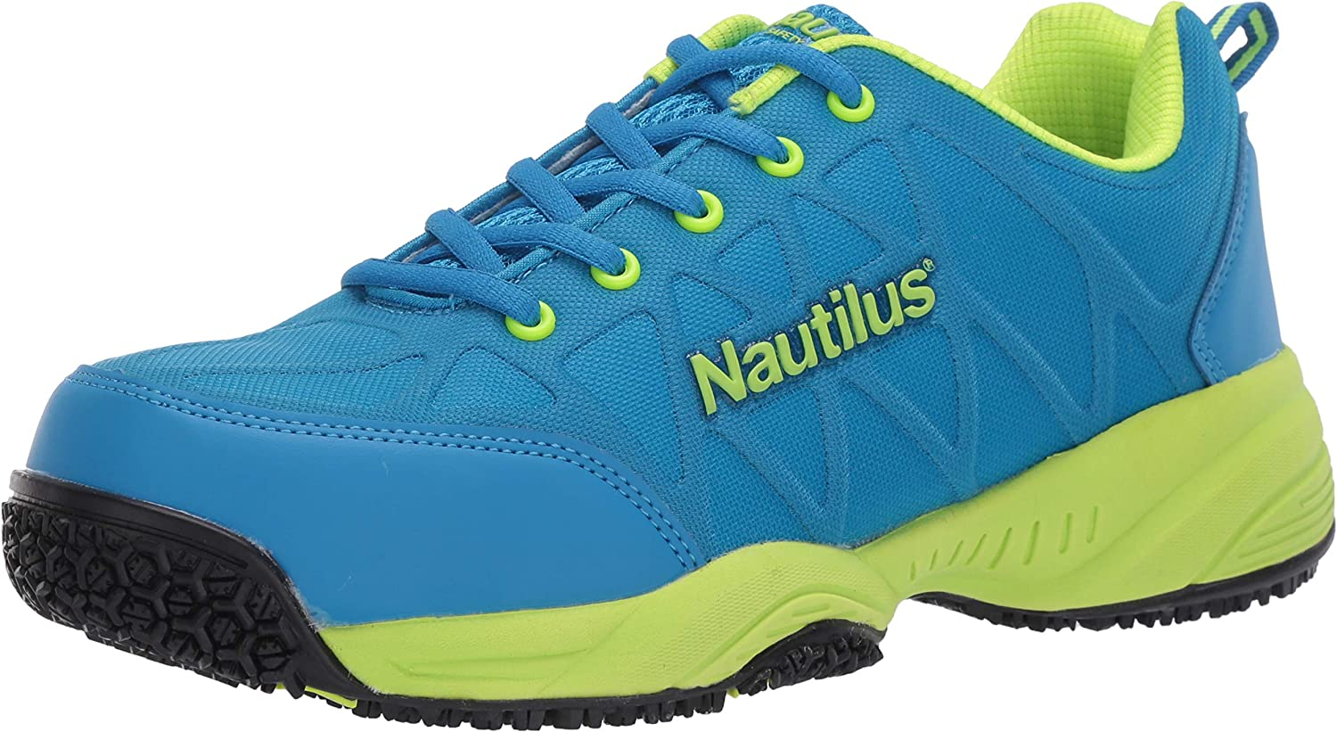 Nautilus Safety Footwear Specialty EH N2154 Women's Comp Toe Athletic Work Shoes