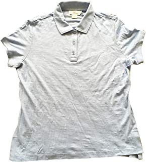 Women's Relaxed Every Day Polo Soft Touch Short Sleeve Shirts