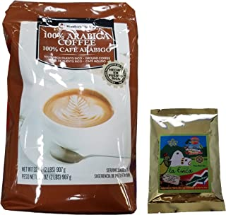 Members Mark Ground Coffee 100% Arabica From Puerto Rico