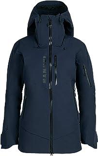 Mammut Women's La Liste Hooded Lined Hardshell Jacket