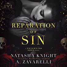 Reparation of Sin: A Sovereign Sons Novel (The Society Trilogy, Book 2)