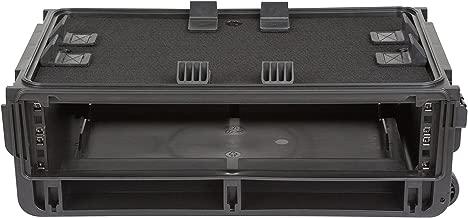 SKB Injection Molded Professional 2U Studio Flyer Rack Case-19 L x 3.5