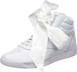 F/S Hi Satin Bow, Zapatillas de Gimnasia para Mujer