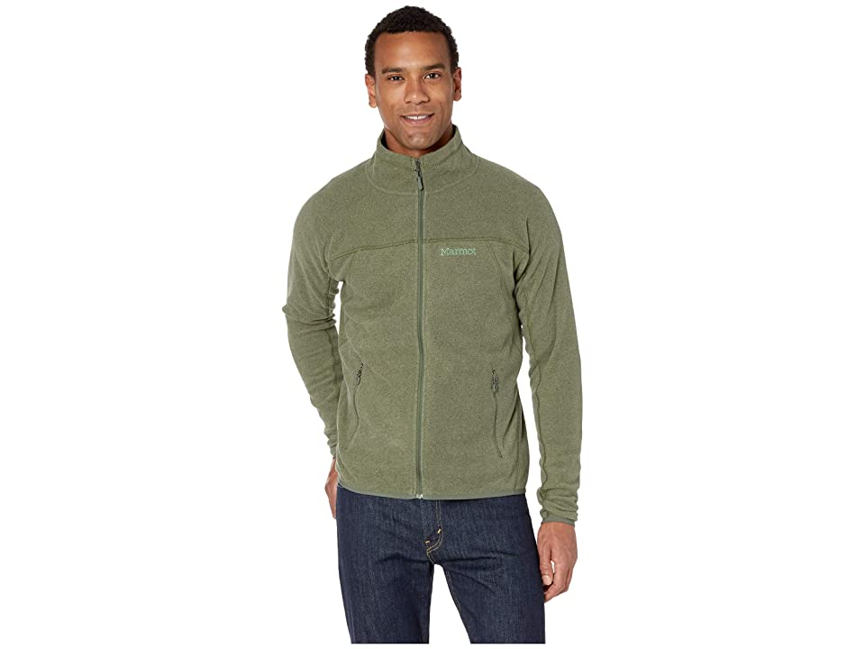 Marmot Pisgah Fleece Jacket (Crocodile) Men