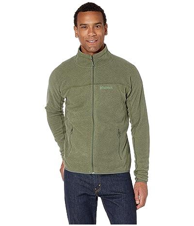 Marmot Pisgah Fleece Jacket (Crocodile) Men