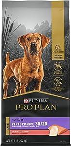Purina Pro Plan Sport Performance 30/20 Salmon & Cod Formula Dry Dog Food - 6 lb. Bag