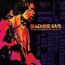 Machine Gun Jimi Hendrix The Fillmore East 12/31/1969 FIRST SHOW