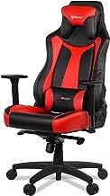 Arozzi Vernazza Series Super Premium Gaming Racing Style Swivel Chair, Red