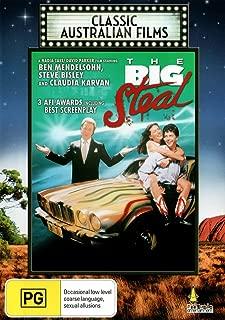 The Big Steal NON-USA FORMAT, PAL, Reg.0 Australia