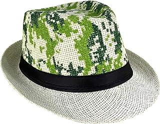 Amazon.es: Blanco - Sombreros de vestir / Sombreros y gorras: Ropa