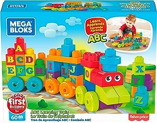 Mega Bloks Abc Learning Train DXH35