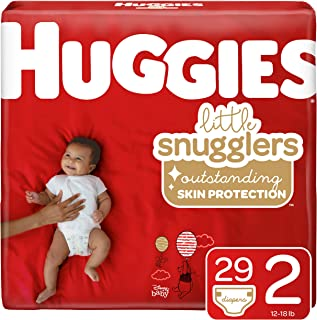 huggies diapers size 4 29 count