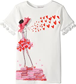 fiveloaves twofish - Kisses From Paris Shift Dress (Little Kids/Big Kids)