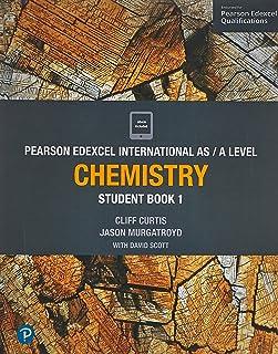 Pearson Edexcel International AS Level Chemistry Student Book