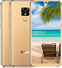 """Unlocked Cell Phones Android 9.0 5.5"""" 18:9 HD Screen Face ID 1GB 16GB Metal Frame GPS Big Battery 3G Smartphone Global Ver..."""