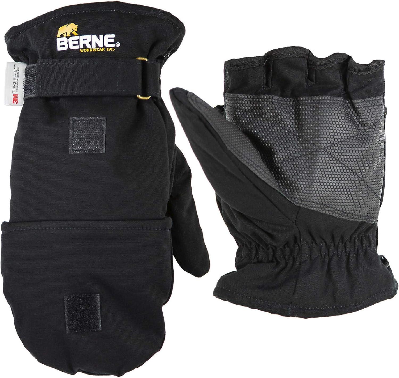 Berne Men's Flip-Top Glove Mitten