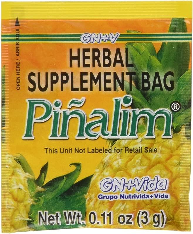 Pinalim Tea Te De Pinalim Mexican Version Pineapple Flax Green Tea White Tea 30 Day Supply