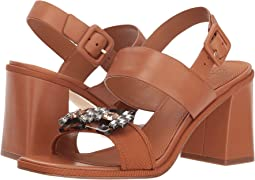 Delaney 75mm Embellished Sandal
