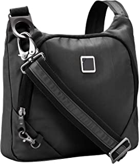Anti-theft Crossbody Purse + Sling Bag for Women, Men, Travel or Work