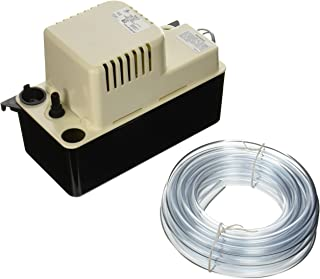 Little Giant 554415 65 GPH 115V Automatic Condensate Removal Pump with Safety Switch and 20ft. Tubing