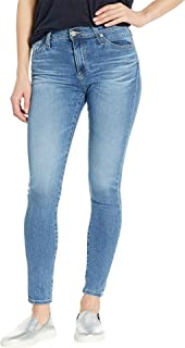 AG Adriano Goldschmied Womens Farrah Skinny Ankle in 17 Years Ceaseless