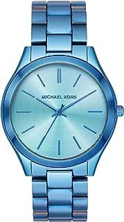Michael Kors Slim Runway Women's Stainless Steel Watch - 42MM