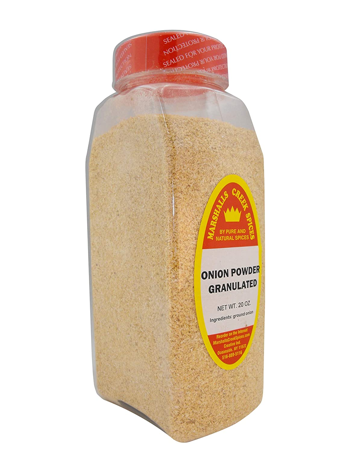 Excellence Marshall's Creek Spices Marshalls Spice Onion Co. Size Year-end gift XL