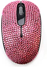 wireless rhinestone mouse
