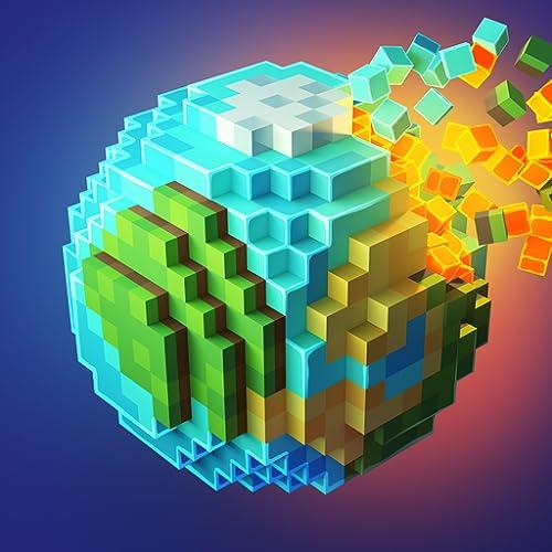 PlanetCraft: Block Craft Spiele