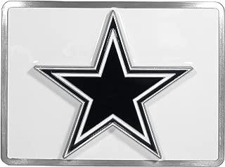 Siskiyou Dallas Cowboys NFL Hitch Cover, Class II & III