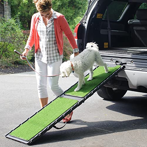 Gen7Pets Natural-Step Ramp for Vehicles