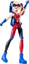 DC Super Hero Girls Harley Quinn Action Training Dolls, 12