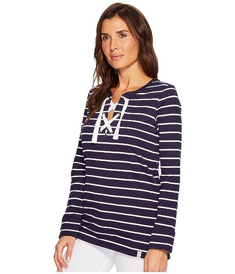 T Stripe U ASSN Shirt POLO Nautical S pw8B8qCA