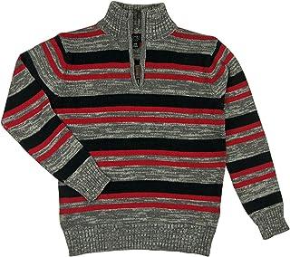 KID1234 Boys/' Uniform Long Sleeve Striped Sweater Pullovers