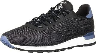 Men's Classic Leather Sneaker, Black/ash Grey/Blue Slate, 12 M US