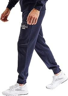 Ecko Unltd Joggers Fleece Hombre Pantalones de chándal Hiphop Jogging Bottoms Gymwear RAM