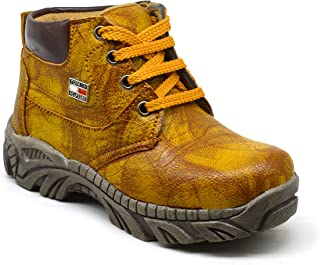KingKarlos Kids Casual Bootss for Boys