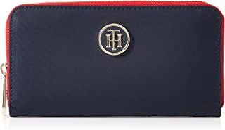 Tommy Hilfiger Poppy LRG ZA Wallet, Portafoglio Donna, 2x10x19 cm (W x H x L)