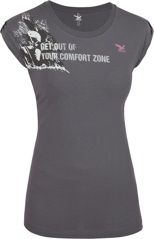 SALEWA T-Shirt Siurana Co W Short Sleeve tee - Camiseta ...