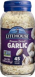 Litehouse Freeze Dried Garlic, 1.58 Ounce