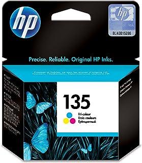 HP 135 Tri-color (Cyan, Megenta, Yellow) Original Ink Cartridge C8766HE