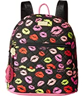 Luv Betsey - Barrow Cotton Quilted Backpack